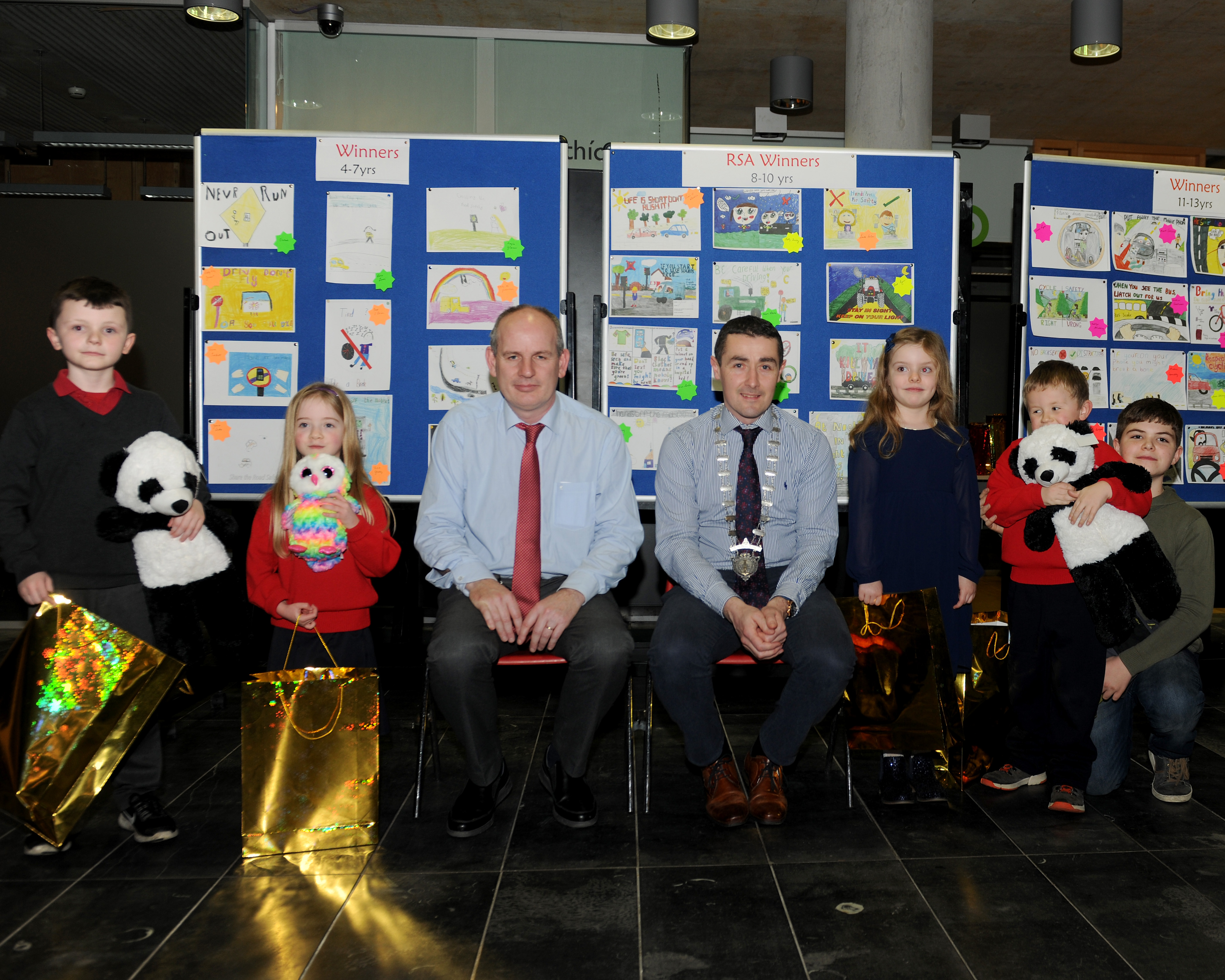 Group 2- Winners Road Safety Competition