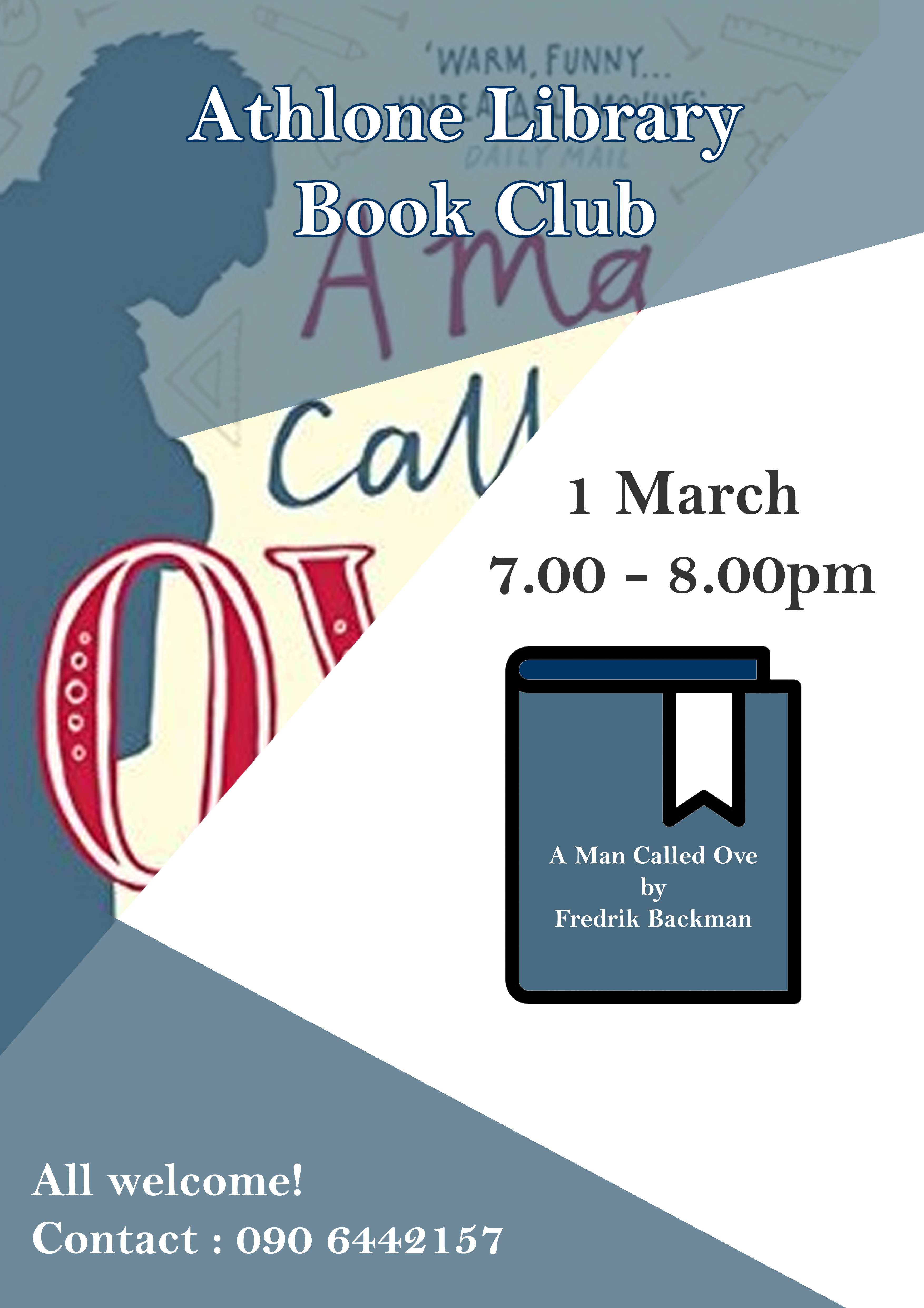 Athlone book club March 2018