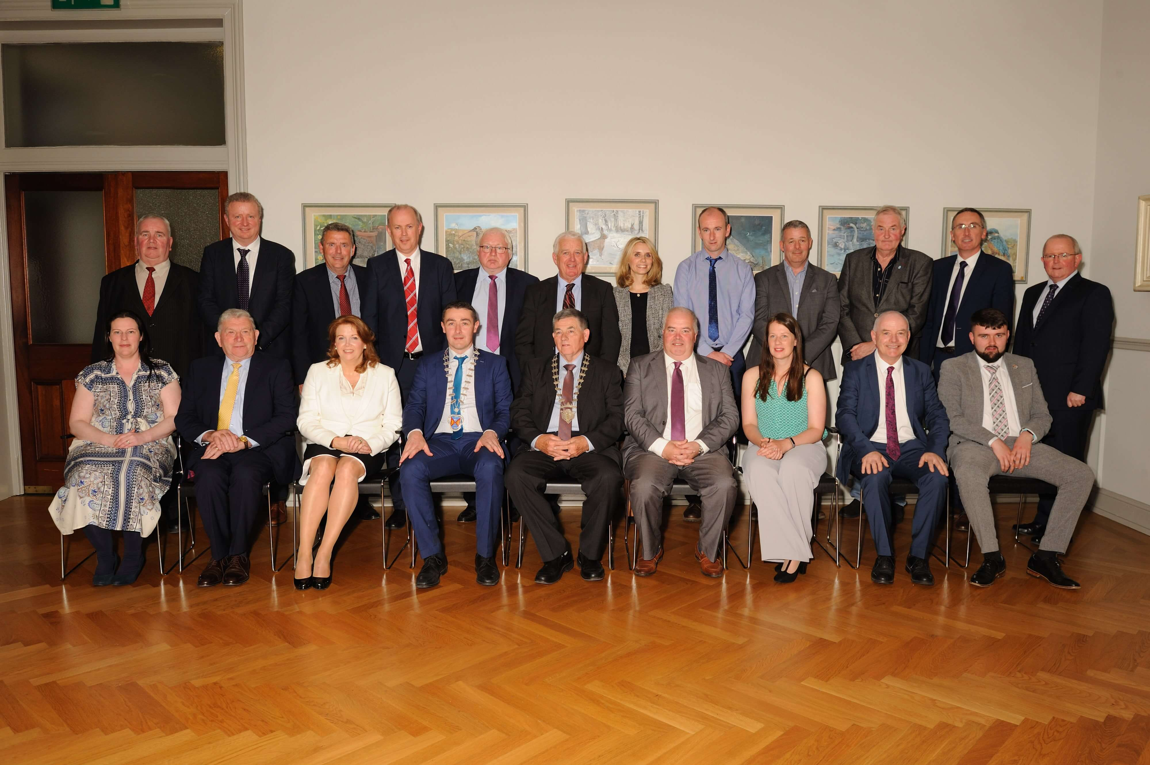 2019 Annual Meeting of Westmeath County Council