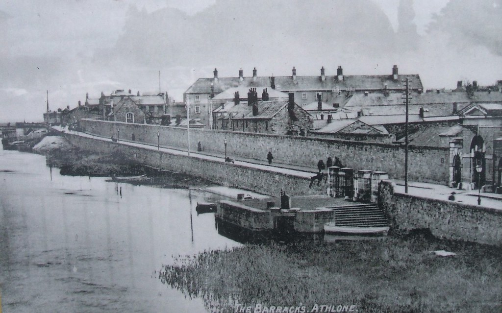 Athlone Barracks Late 19th Century