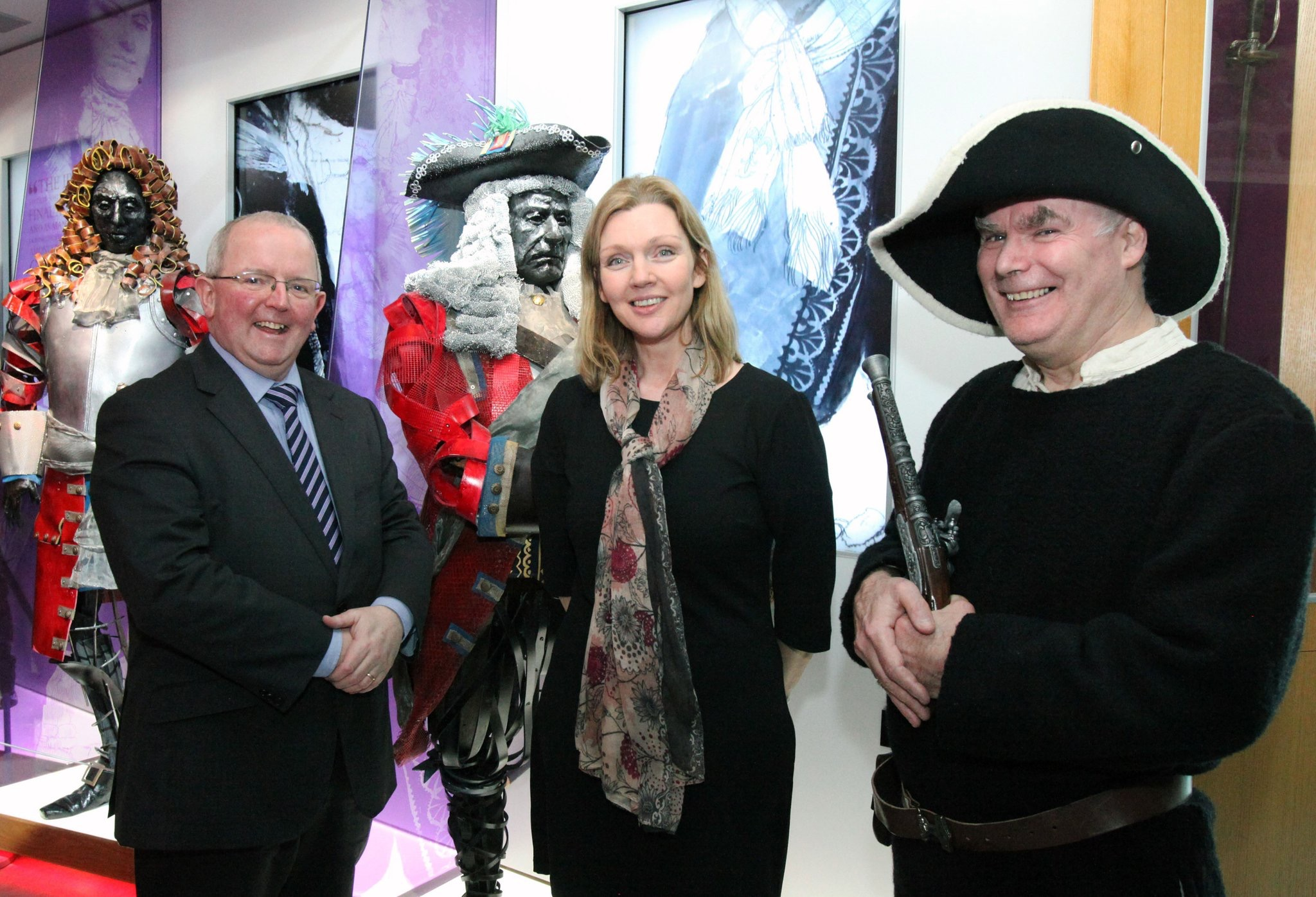Athlone Castle Visitor Experience Launch