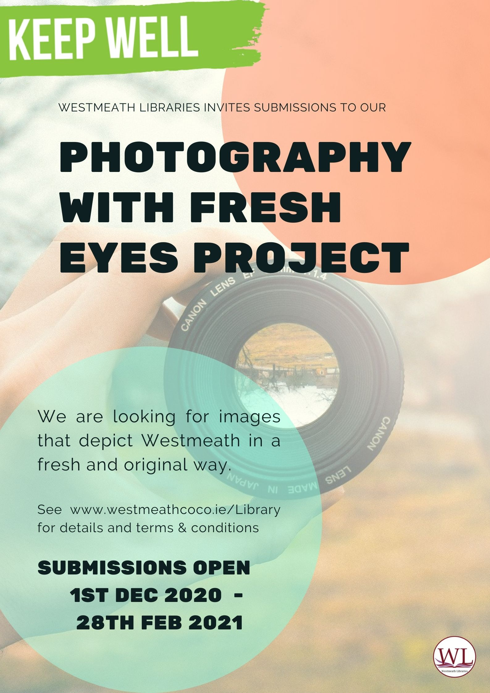 Photography with Fresh Eyes Project